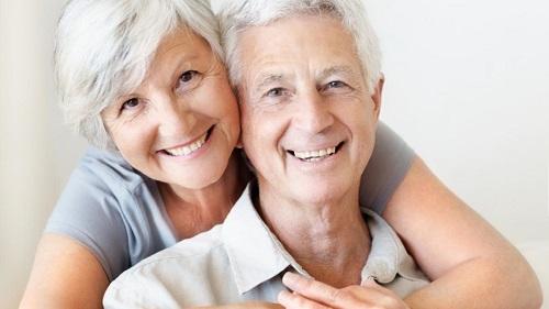نورپردازی برای سالمندان