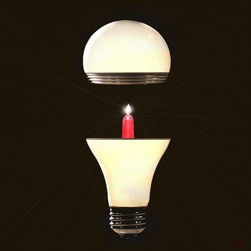 انواع چشمک زدن لامپ