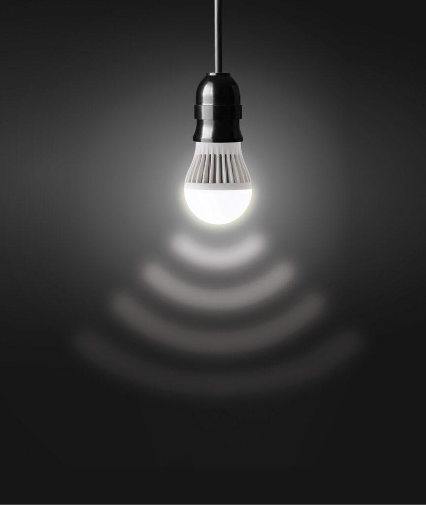موارد کاربرد روشنایی LED در تکنولوژی Li-Fi