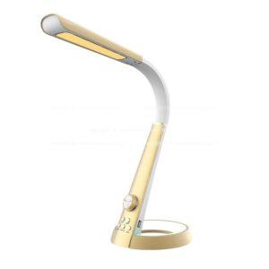چراغ مطالعه مدل K4 کد ۱۰۶۳ سیلورلایت طلایی