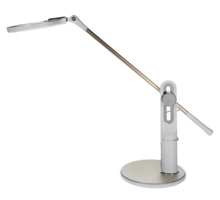 چراغ مطالعه مهندسی led مدل 1225 سیلورلایت سفید