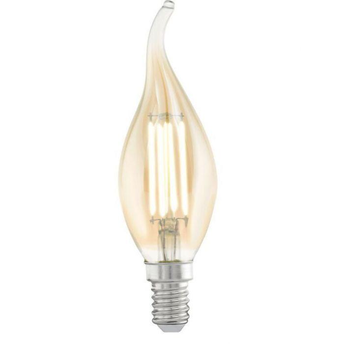 لامپ فیلامنتی اشکی ۴ وات سیلورلایت