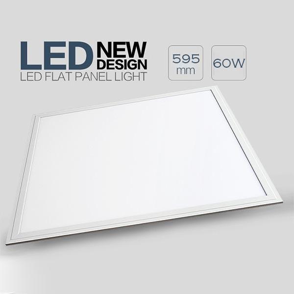 پنل ۶۰ در ۶۰ سقفی ۶۰ وات LED