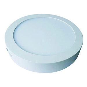 پنل LED روکار سرامیکی گرد ۲۴ وات