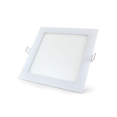 چراغ LED توکار سقفی مربع ۱۸ وات