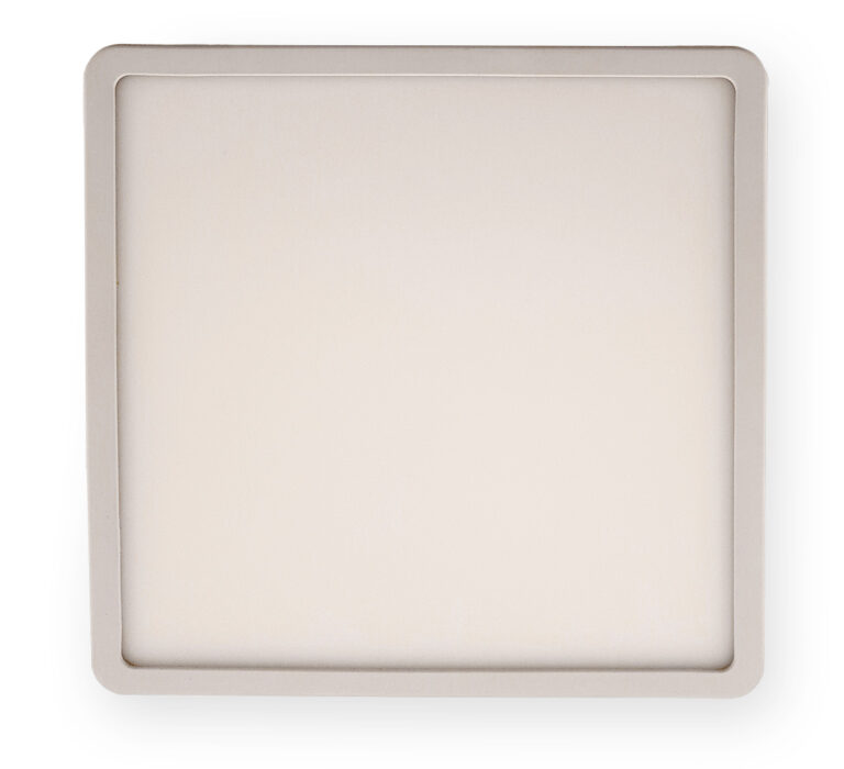 چراغ led قابل تنظیم کشویی مربع۲۰ وات
